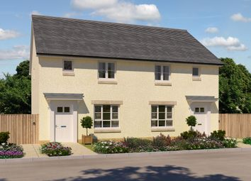 "Thumbnail 3 bed terraced house for sale in ""Wemyss"" at Oakridge Road, Bargeddie, Baillieston, Glasgow"