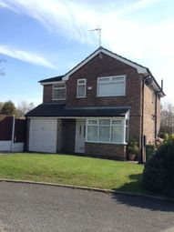Thumbnail 4 bedroom detached house to rent in New Drake Green, Westhoughton, Bolton