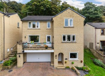Thumbnail 5 bed detached house for sale in Moorbottom Lane, Bingley, West Yorkshire
