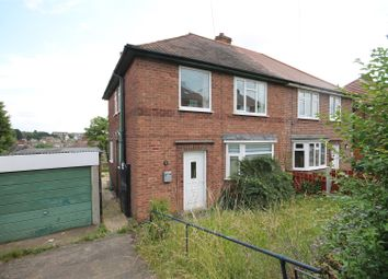 Thumbnail 3 bed semi-detached house for sale in Bentinck Road, Carlton, Nottingham