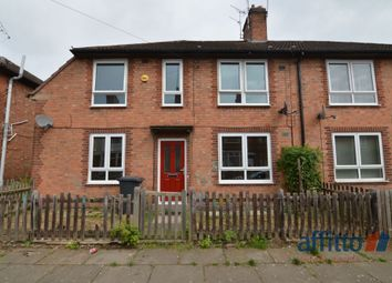 Thumbnail 2 bed flat to rent in Lothair Road, Leicester