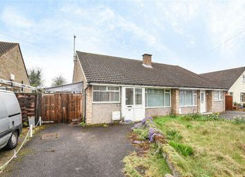 Thumbnail 3 bed semi-detached bungalow for sale in Heronscroft, Bedford