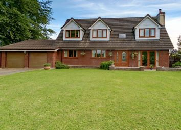 Thumbnail 5 bed detached house for sale in Beulah, Llanwrtyd Wells