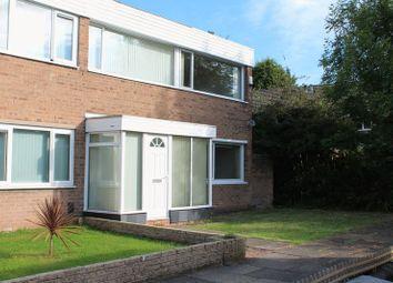 Thumbnail 3 bed end terrace house for sale in Kewstoke Croft, Northfield, Birmingham