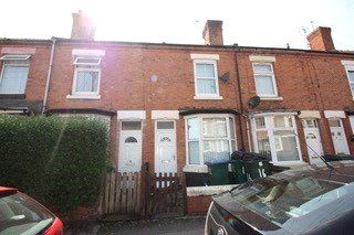 Thumbnail 5 bed terraced house to rent in Bramble St, Stoke Green, Coventry