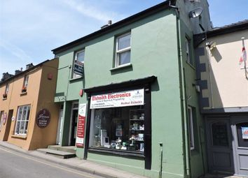 Thumbnail 4 bed property for sale in High Street, Fishguard