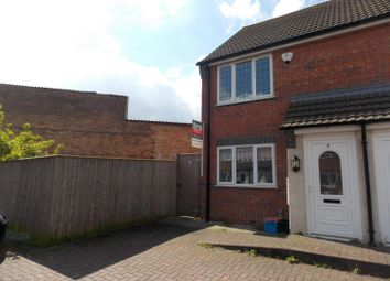 Thumbnail 2 bed end terrace house to rent in Kingsgate, Grimsby, Lincolnshire