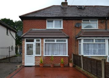 Thumbnail 2 bed end terrace house for sale in Kingswood Road, Northfield, Birmingham, West Midlands