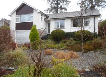 Thumbnail 3 bed detached bungalow for sale in 6 St Marys Park, Windermere