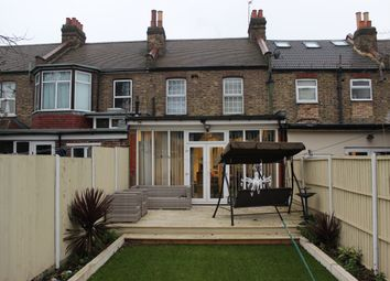 Thumbnail 3 bedroom terraced house to rent in St Bartholomews Road, East Ham
