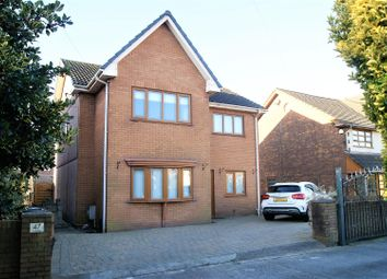 Thumbnail 4 bed detached house for sale in Sitwell Way, Little Warren, Port Talbot