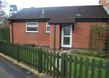 Thumbnail 1 bed semi-detached bungalow to rent in Reddings Park, Cheltenham, Gloucestershire