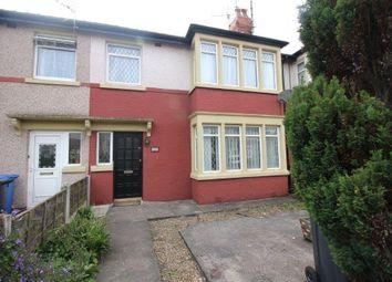 Thumbnail 3 bed terraced house for sale in Heathfield Road, Fleetwood