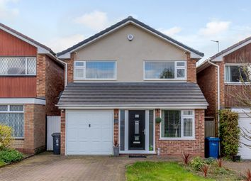 Thumbnail 4 bed detached house for sale in Holm View Close, Shenstone, Lichfield