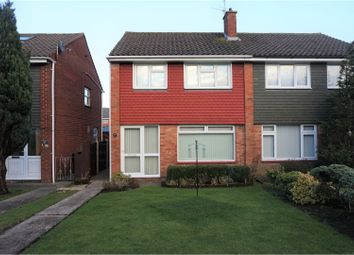 Thumbnail 3 bed semi-detached house for sale in Widcombe, Whitchurch