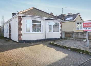 Thumbnail 3 bed detached bungalow for sale in Rowan Crescent, Bradmore, Wolverhampton