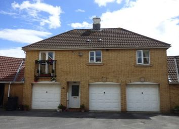 Thumbnail 2 bed flat to rent in Cheddon Mews, Taunton