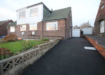 Thumbnail 3 bedroom bungalow for sale in Deganwy Drive, Kirkheaton, Huddersfield