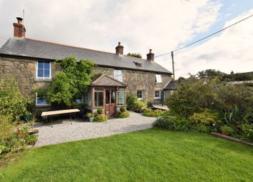 4 bed detached house for sale in Helston Road, Porkellis TR13