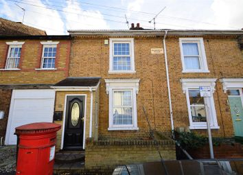 Thumbnail 2 bed terraced house to rent in Hope Street, Maidstone