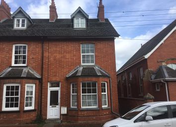 Thumbnail 3 bed end terrace house to rent in King Street, Tiverton