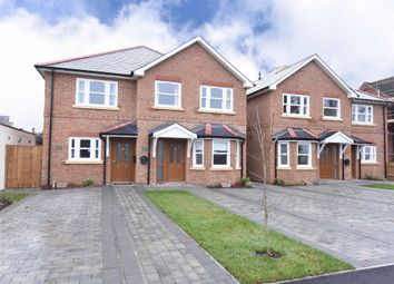 Thumbnail 3 bed semi-detached house to rent in Cross Street, Farnborough