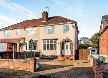 Thumbnail 3 bedroom semi-detached house for sale in Barnfield Crescent, Wellington, Telford