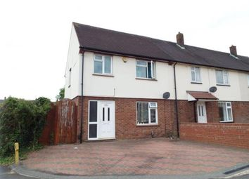 Thumbnail 3 bed end terrace house for sale in Southdrift Way, Luton, Bedfordshire