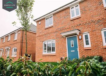 Thumbnail 3 bed end terrace house to rent in Yarnside Close, Atherton, Manchester
