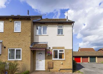 Thumbnail 2 bed end terrace house for sale in Milford Close, Longlevens, Gloucester