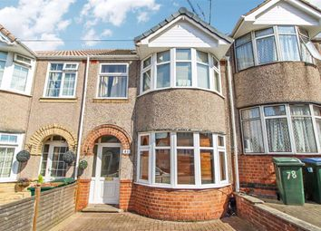 Thumbnail 4 bed terraced house for sale in Cranford Road, Coventry