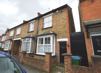Thumbnail 3 bed end terrace house to rent in Cromer Road, North Watford