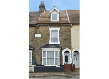 Thumbnail 3 bedroom terraced house for sale in Park Road, Ramsgate