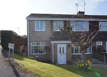Thumbnail 4 bedroom semi-detached house for sale in The Orchard, Codnor