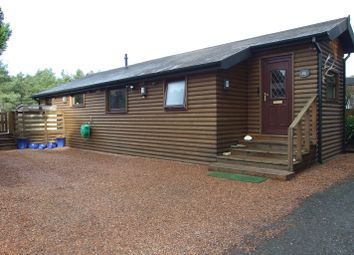 Thumbnail 3 bedroom detached bungalow for sale in River Tilt Leisure Park, Blair Atholl
