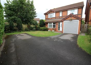 Thumbnail 4 bed detached house for sale in Cabot Close, Yate, Bristol