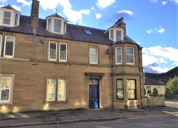 Thumbnail 1 bed flat to rent in Traquair Road, Innerleithen, Borders