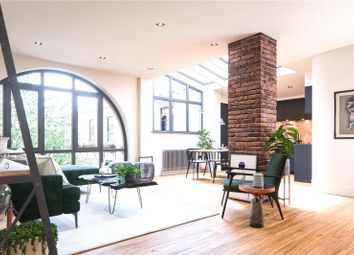 Thumbnail 2 bed flat for sale in Flat 9, 7 Old Town, Clapham, London
