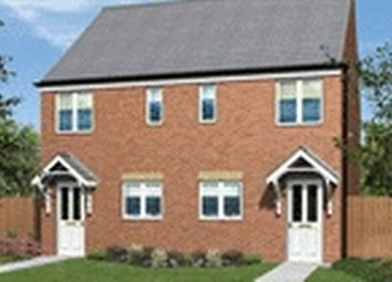 Thumbnail 2 bedroom semi-detached house for sale in John Street, Wombwell, Barnsley