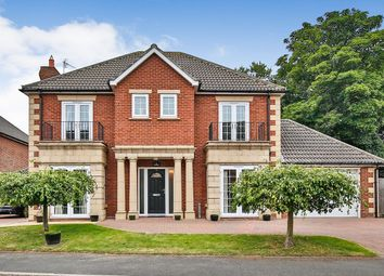 Thumbnail 4 bed detached house for sale in The Pastures, East Rainton, Houghton Le Spring