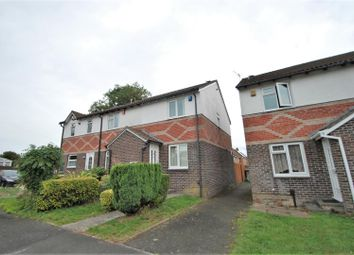 Thumbnail 2 bed semi-detached house for sale in Warwick Orchard Close, Honicknowle, Plymouth