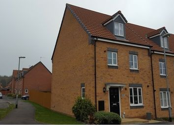 Thumbnail 4 bedroom town house for sale in Mill Lane, Huthwaite, Nottinghamshire