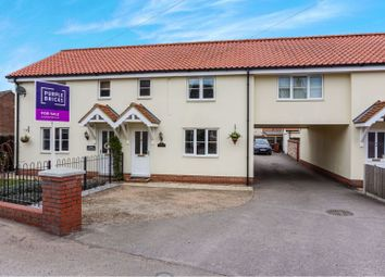 Thumbnail 3 bed terraced house for sale in Stuston Road, Diss