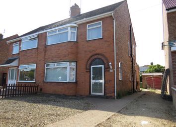 Thumbnail 3 bed semi-detached house for sale in Lawn Avenue, Peterborough