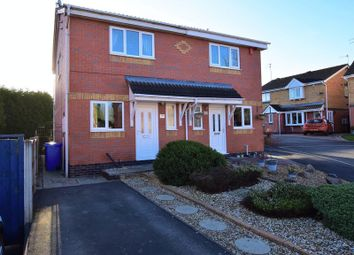 Thumbnail 3 bed semi-detached house for sale in Bronte Grove, Milton, Stoke-On-Trent
