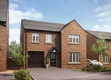 """Thumbnail 4 bed detached house for sale in """"The Eynsham - Plot 24"""" at Woodend Cottages, Woodend Road, Mirfield"""