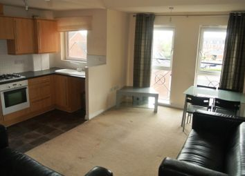 Thumbnail 2 bed flat to rent in Swan Lane, Coventry