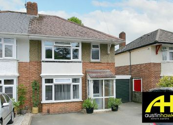 Thumbnail 3 bedroom semi-detached house for sale in St. Hubert Road, Andover