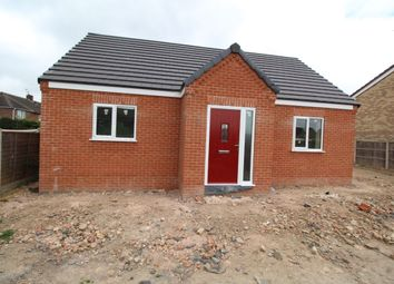 Thumbnail 2 bed bungalow for sale in Manor Gardens, Manor Road, Dinnington, Sheffield
