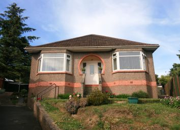 Thumbnail 3 bed detached bungalow for sale in Corstorphine Hill Crescent, Edinburgh